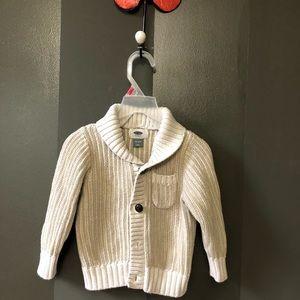 BEIGE - kids sweater